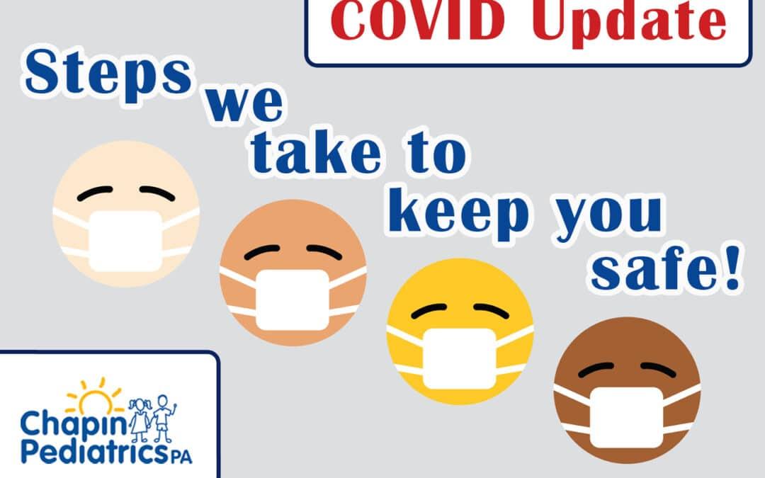 COVID Update – September 22, 2020
