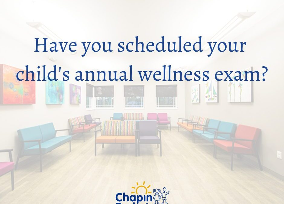 Annual Wellness Exam Information
